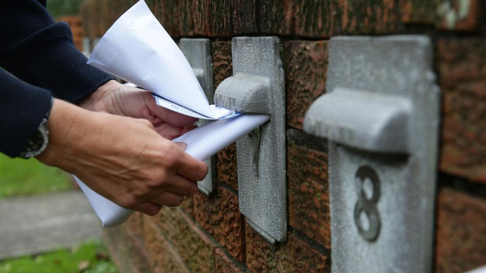 Letterbox Drops - Yespost