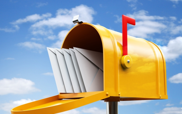 Sparing a Thought for Unaddressed Mail Distribution - Yespost